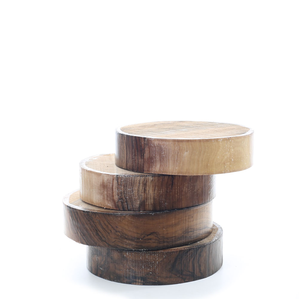 European Walnut Bowl Blanks