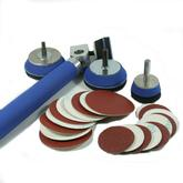 Woodturning Sanding Equipment
