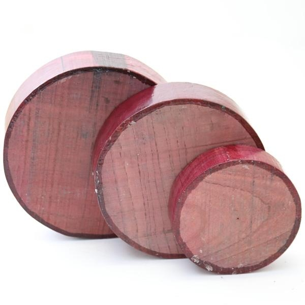 Purpleheart Bowl Blanks
