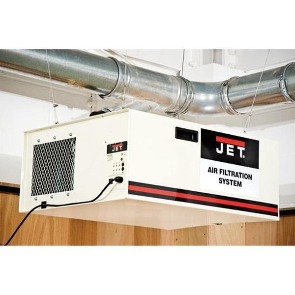 Jet Afs 1000b Air Filtration System