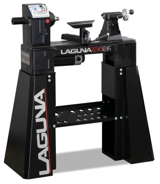 Laguna 12|16 REVO Lathe, Floor stand & Extension Bed