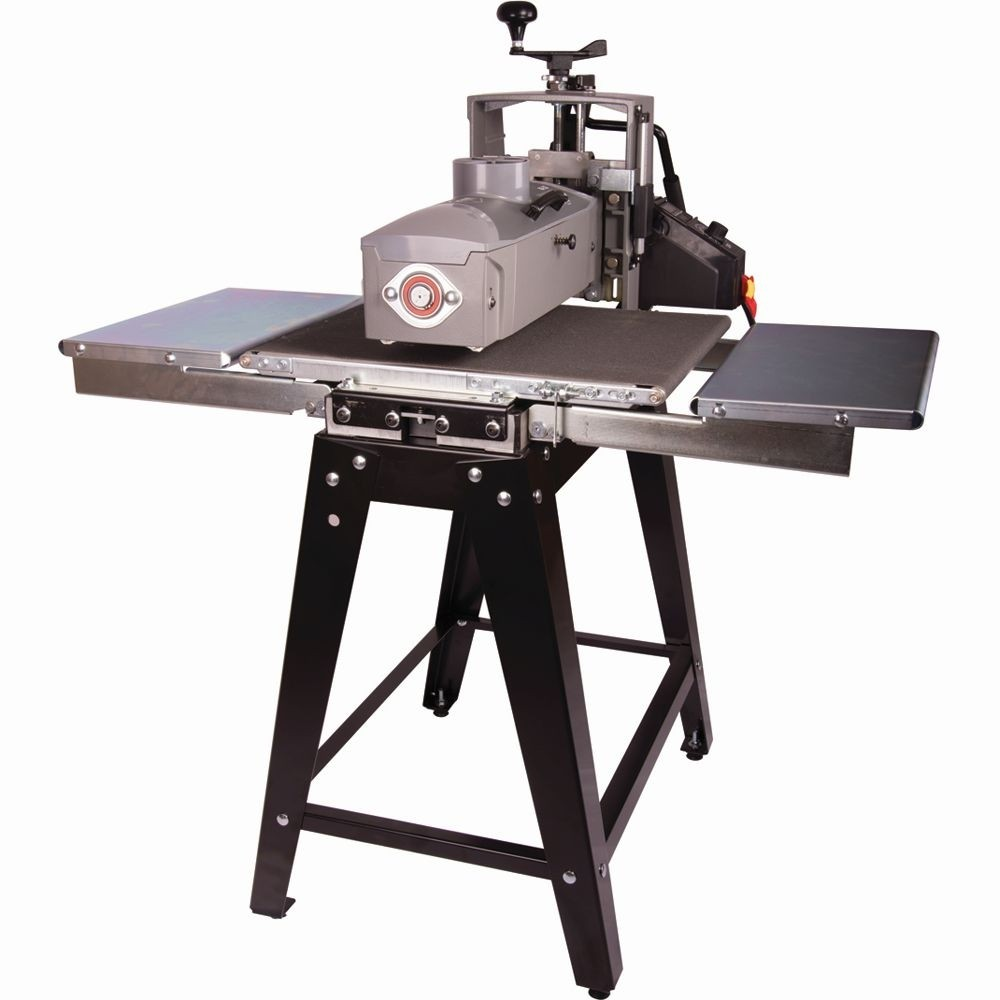 Laguna 16-32 Drum Sander with Feed Tables, 4 Abrasive Wraps and Drum Cleaning Stick