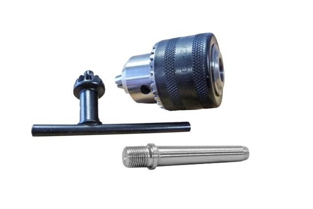 Planet Keyed Drill Chuck and Mandrel Set