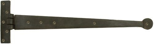 From the Anvil Beeswax T Hinge 18inch (Pair)