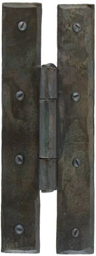 From the Anvil Beeswax H Hinge 7inch (Pair)