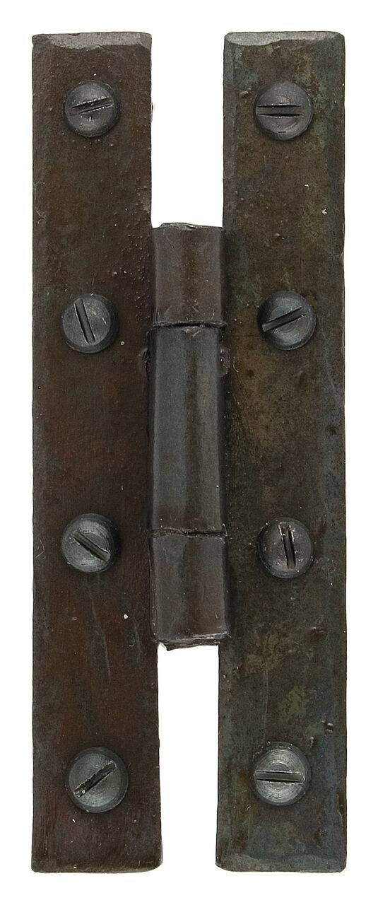 From the Anvil Beeswax H Hinge 3 1/4 inch (Pair)