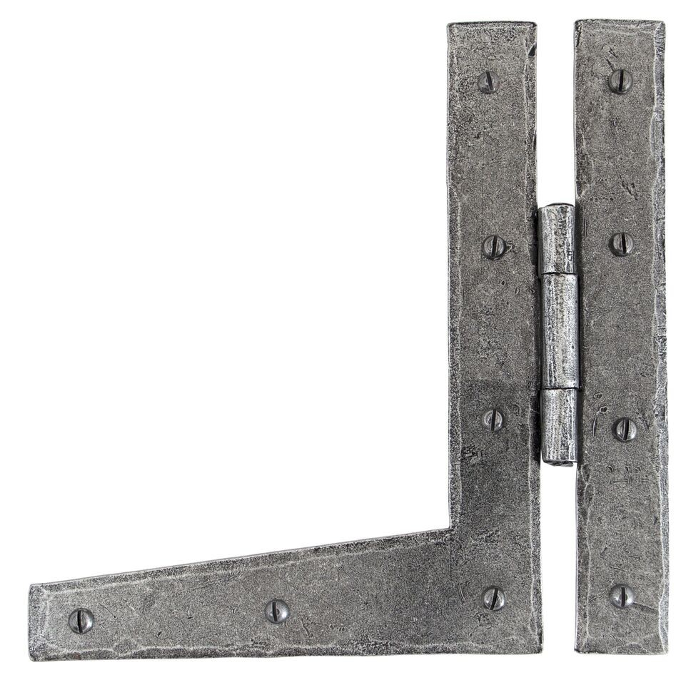 From The Anvil Pewter 9'' HL Hinge (pair)