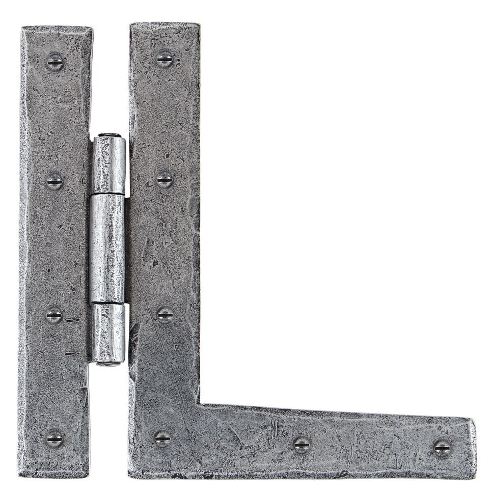 From The Anvil Pewter 7'' HL Hinge (pair)