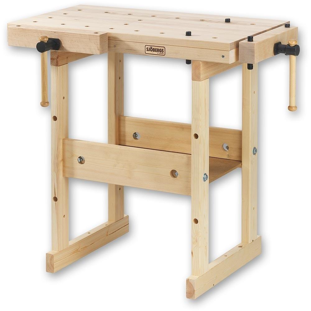 Sjobergs Hobby Plus 850 Bench