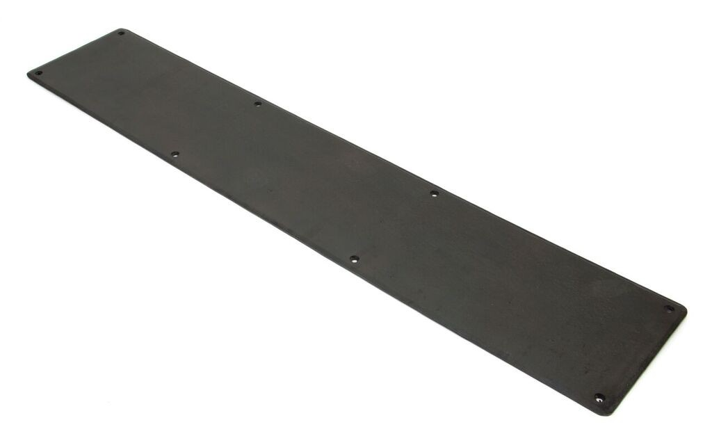 From The Anvil Beeswax 780mm x 150mm Kick Plate