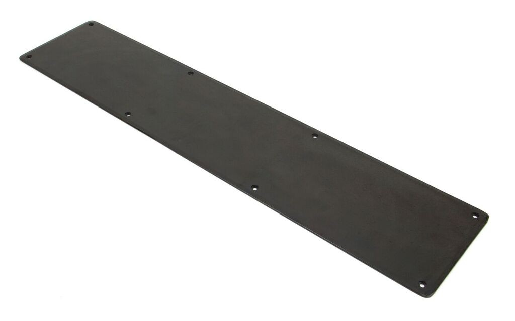 From The Anvil Beeswax 700mm x 150mm Kick Plate