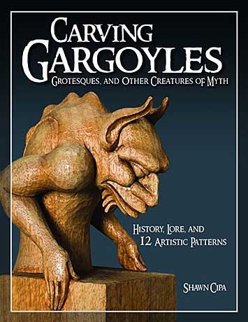 Carving Gargoyles, Grotesques, and Other Creatures