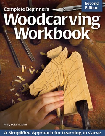 Complete Beginners Woodcarving Workbook