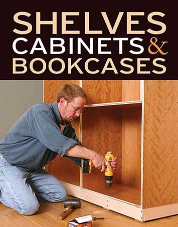 Shelves Cabinets and Bookcases