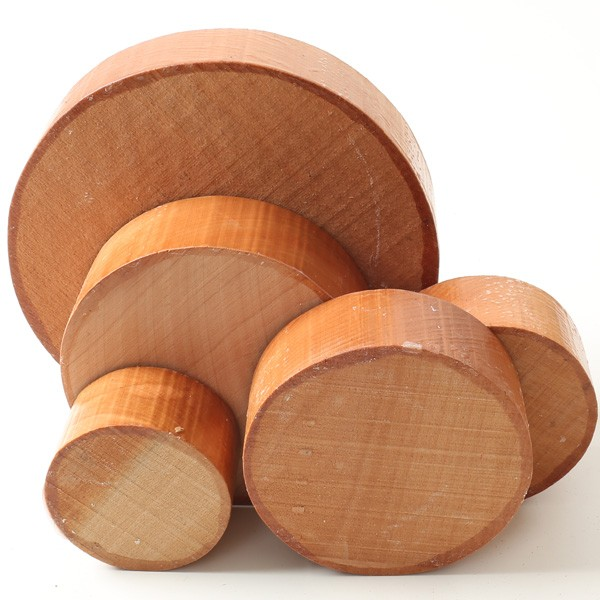 Beech Bowl Blanks 53mm thick
