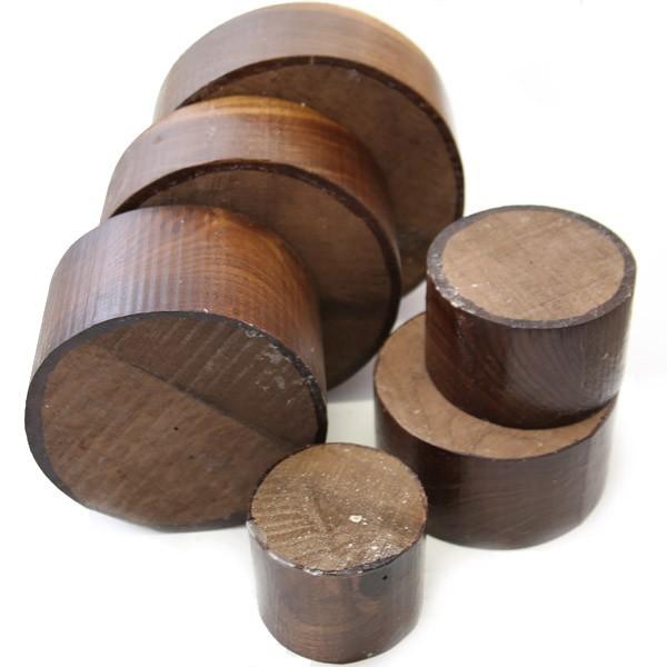 Black Walnut Bowl Blanks 64mm thick
