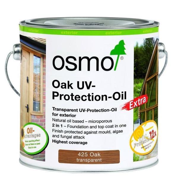 Osmo UV Protection Oil Extra Oak 425