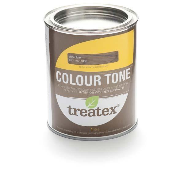 Treatex Colour Tone Chocolate