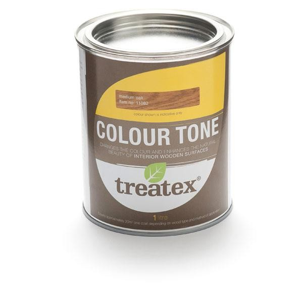 Treatex Colour Tone Medium Oak