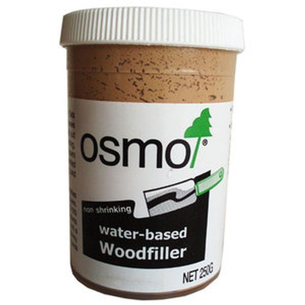Osmo Water-based Woodfiller Mahogany 250g