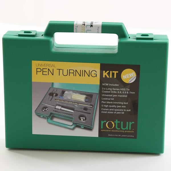 Rotur Original Pen Turning Kit