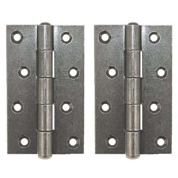 From The Anvil Pewter Patina 4inch Butt Hinge (pair)
