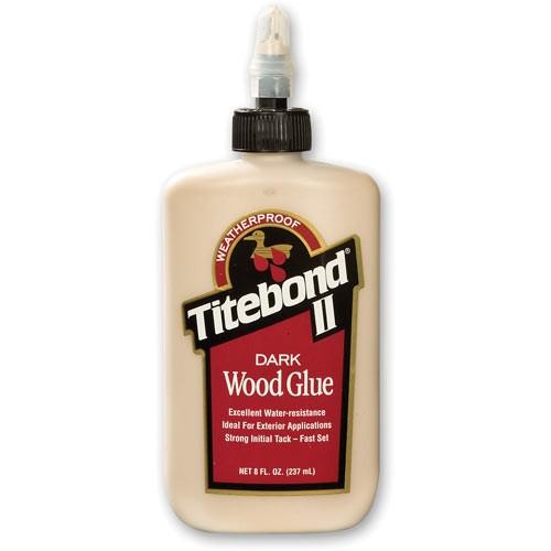 Titebond II Dark Wood Glue 237ml (8floz)