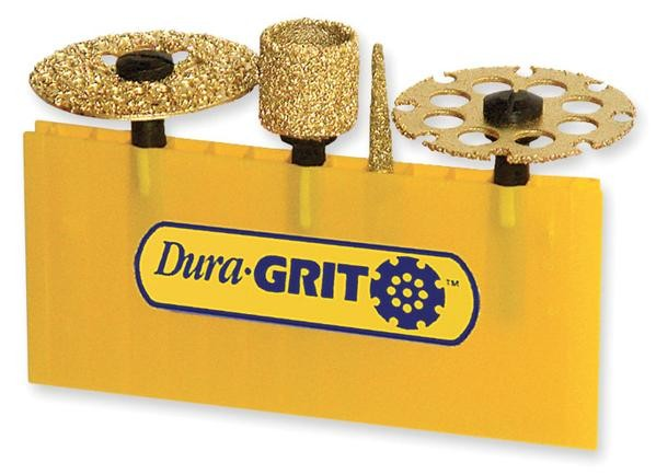 Dura-GRIT 4 Piece Starter Set