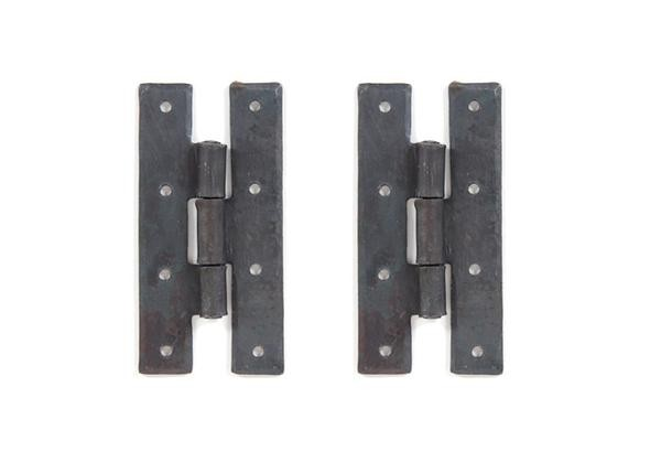 From The Anvil Beeswax 4'' H Hinge (pair)