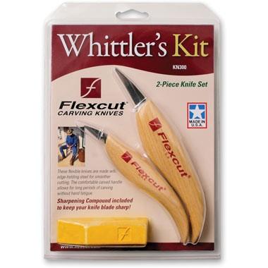 Flexcut Whittlers Kit