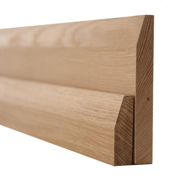 Oak Chamfered Skirting and Architrave