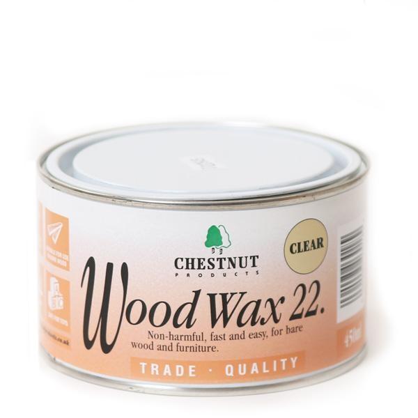 Chestnut WoodWax 22