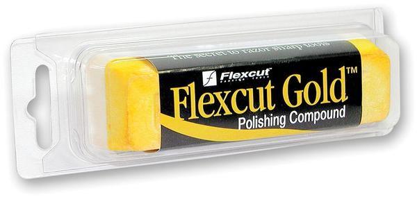 Flexcut PW11 Gold Polishing Compound