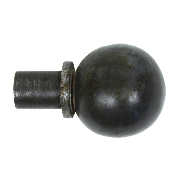 From The Anvil Beeswax Ball Curtain Finial