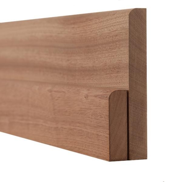 Sapele Pencil Round Skirting Boards and Architrave
