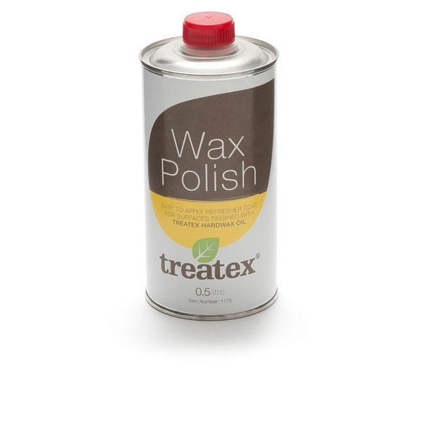 Treatex Wax Polish 0.5 litre