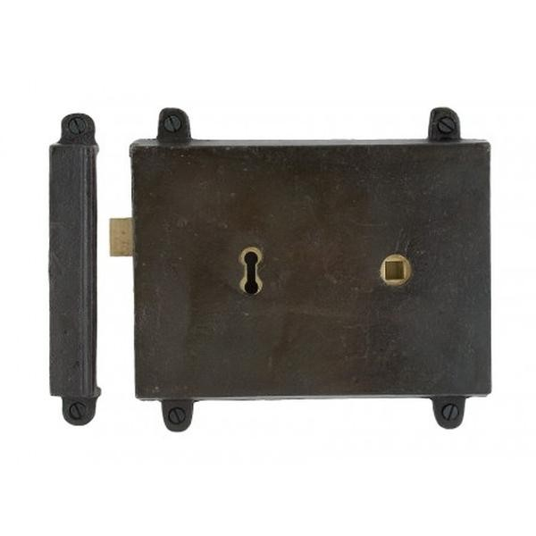 From The Anvil Beeswax Rim Lock + Cast Iron Cover
