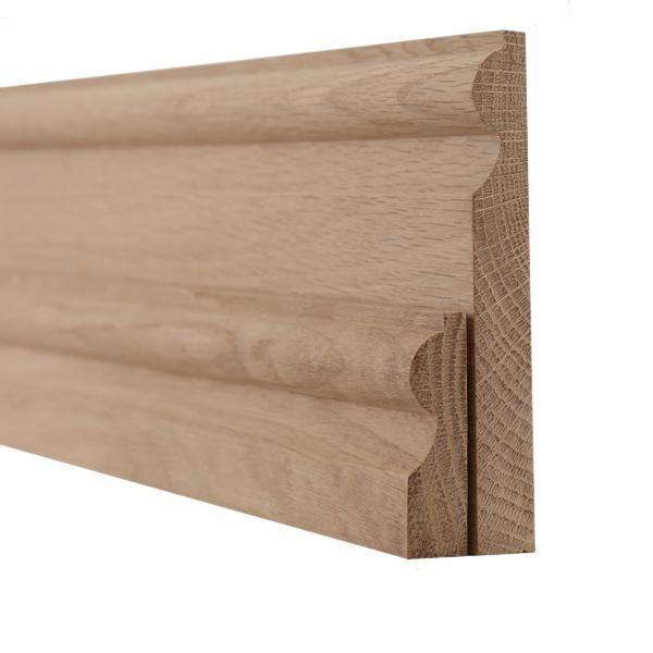 Oak Torus Skirting and Architrave