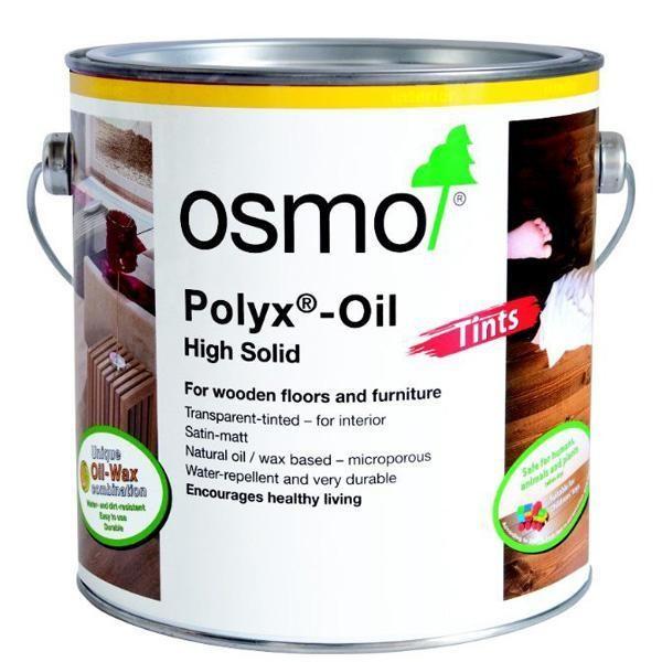 Osmo Polyx Oil Tints Amber Mid Oak 3072