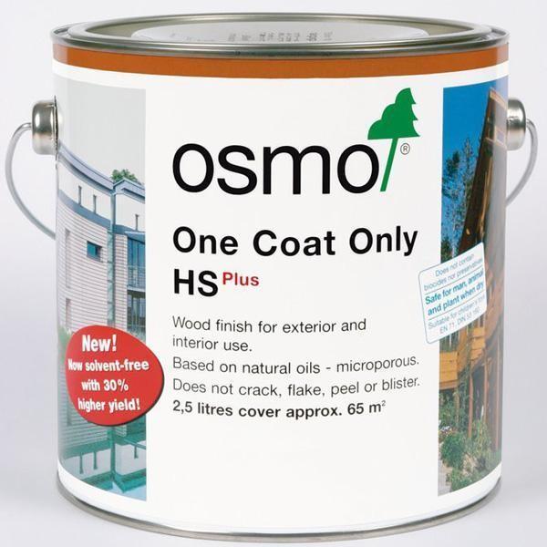 Osmo One Coat Only HS Ebony 9271