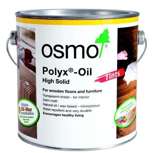 Osmo Polyx Oil Tints Black 3075