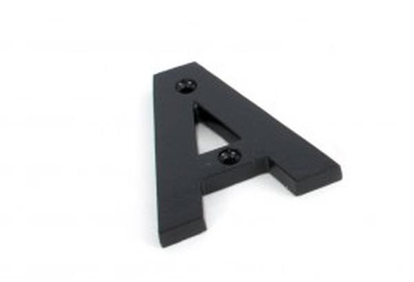 From The Anvil Black Letters A-Z