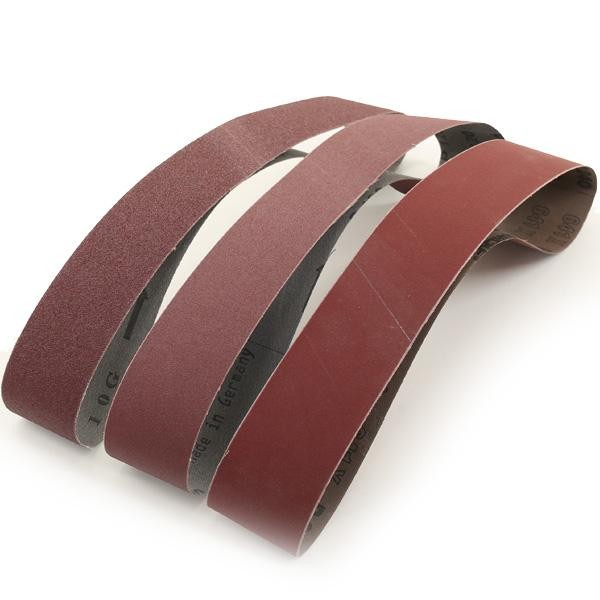 ProEdge Aluminium Oxide Belts