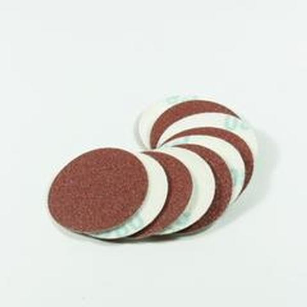 Velcro-backed Abrasive Discs 75mm