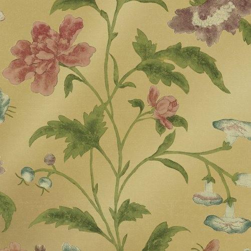 China Rose - Emerald Lustre