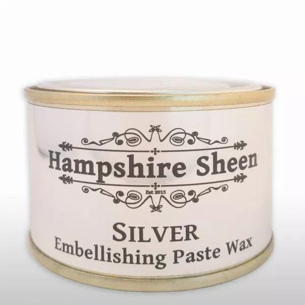 Hampshire Sheen Silver Embellishing Wax
