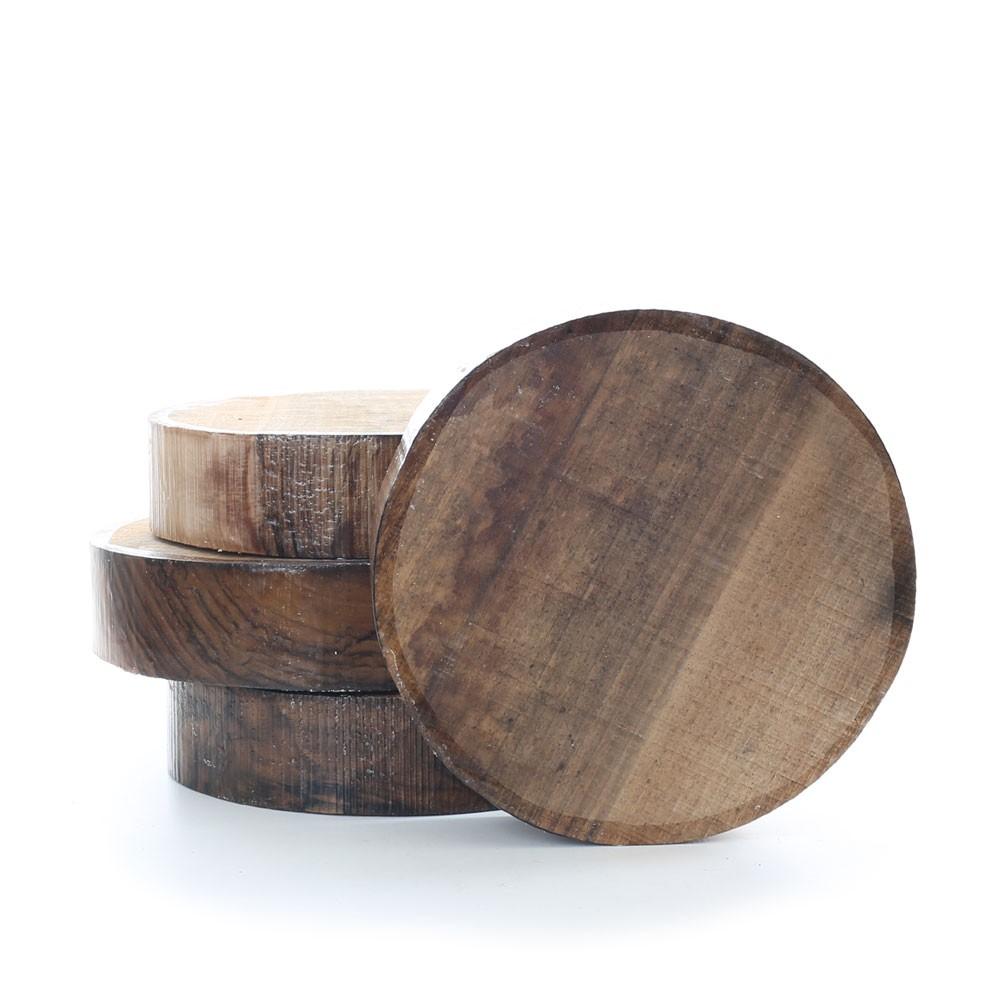 European Walnut Bowl Blanks 54mm thick
