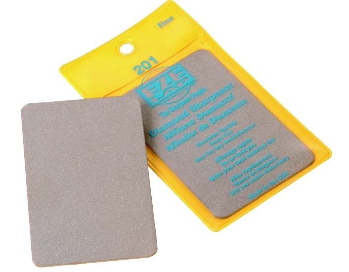 EZE-LAP Credit Card Diamond Sharpening Stone