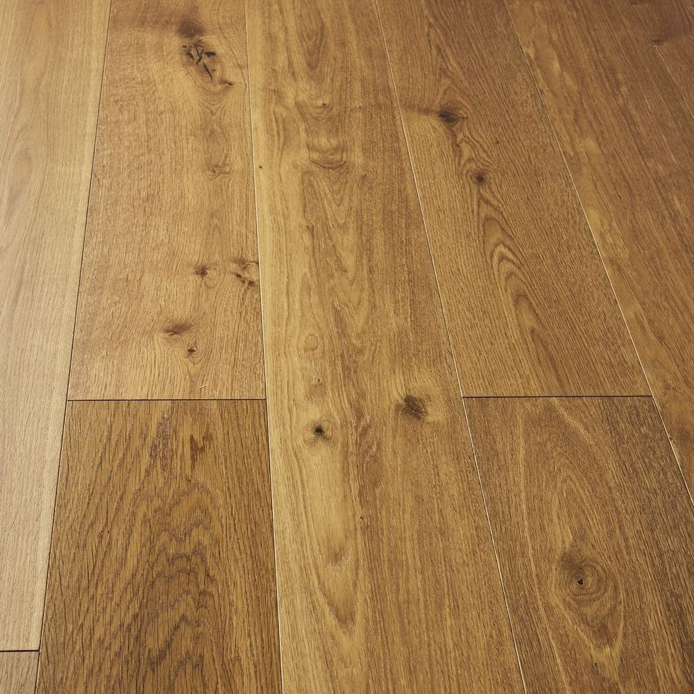 Milan Rustic Smoked & Oiled Engineered 189 x 20mm