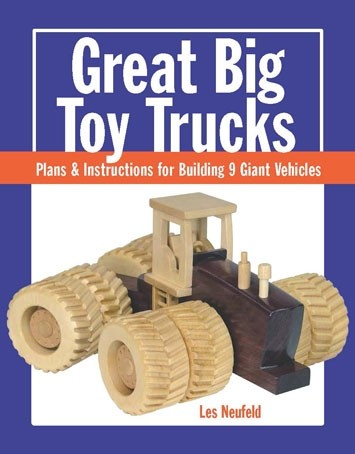 Great Big Toy Trucks